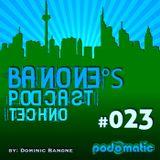 "BTP - ""Banone's Techno Podcast"" - Episode #023"