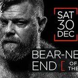 Bear-Necessity vs Brut / 30 dec 2017 @ Club Panama Amsterdam- Dj Rado