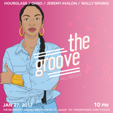 Wally Sparks - Live at THE GROOVE (01.27.17)