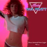 Disco Sensual Para Coger Vol. 4 - Mixed By Monsieur Van Pratt