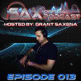 DJ Sax (Official) Podcast: Episode 013