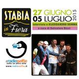 Stabia in Fiera - intervista  ALESSANDRO SOMMA (Organizzatore) - RadioSelfie.it