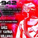 Frecuencia 942 nº 5 quest DEZ WILLIAMS-MISSY KARMA-ANA SAEZ 03-03-2013