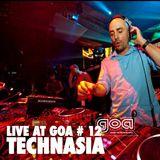 Technasia | Goa Fin del Mundo | 1 Enero 2012