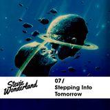 Stevie Wonderland Mix 07 / Stepping Into Tomorrow