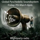 Global Psychedelic Soundsystem WTF Show - 7 March 2014
