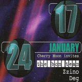 """Zzino & Deg at """"BCM Team"""" @ Cherry Moon (Lokeren - Belgium) - 24 January 1997"""