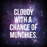 ~*Cloudy With A Chance Of Munchies*~