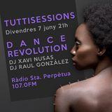 Tutti Sessions RadioShow Dance Revolution 7 Jun 2019