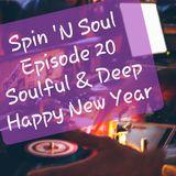 Spin 'N Soul Sessions 31 DEC 2019