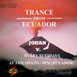 TRANCE FROM ECUADOR 116 2019-06-18 BY JOHAN V.