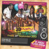 DJ ALTON 3D BIRTHDAY PARTY MIX TAPE