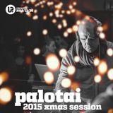 DJ Palotai - 2015 Xmas Session