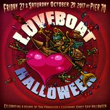 Live at LoveBoat Halloween SF