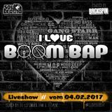 BACKSPIN DJ-TEAM LIVE - I Love Boom Bap Vol. 1 (Live-Mitschnitt 04.02.2017)