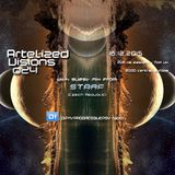 Artelized Visions 024 (December 2015) with guest Starf on DI FM