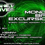 Monday Bass Excursions Show 15th Sept 2014