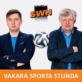 VAKARA SPORTA STUNDA: Studijā viesojas Āris Ozoliņš