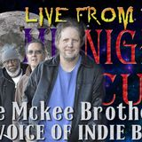 LIVE from the Midnight Circus with Featured artist The Mckee Brothers