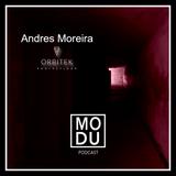 Andres Moreira @ Techno Podcast (Orbitek - MO DU)