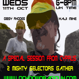 Haji Mike & Gibsy Rhodes live on Lockdown Radio UK - the return match session from Cyprus