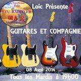 Guitares et compagnie 08 avril 2014