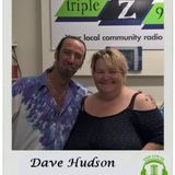 Interview with Dave Hudson on The Local - SA - 22 Feb 2018