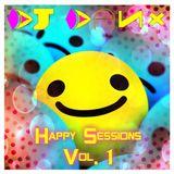 DJ DaNx - Happy Sessions Vol. 1 @ 180 BPM