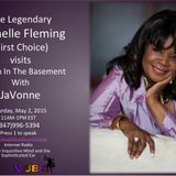 Rochelle Fleming visits Brunch In The Basement With JaVonne