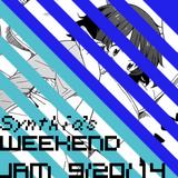 SYNTHIA'S WEEKEND JAM 9/20/14
