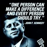 MESSAGE FROM JFK