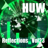 HUW - Reflections Vol23. Uplifting Nu-Jazz Breaks and Grooves