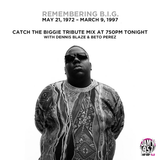 Notorious B.I.G. Tribute on San Diego's Jam'n 95.7 (3/9/17) - Mixed by Dennis Blaze