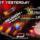 Mastermind @ NeXt Yesterday -Reunion StudioSet-