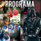 Programa 40 - AC Ñordicate y cine del 2015