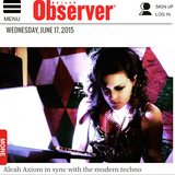 Dallas Observer Mixtape #45: Aleah Axiom