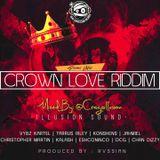 -DEEJAY-PEAK-CROWN LOVE RIDDIM MIXX