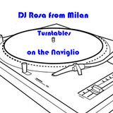 DJ Rosa from Milan - Turntables on the Naviglio