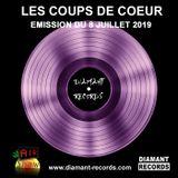 Les Coups de Coeur de Sonia Belolo - AIR SHOW et Diamant Records - 08 07 2019