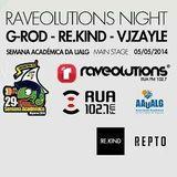 G-rod - Recriação Set SA 2014 Raveolutions