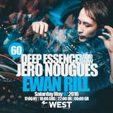 Deep Essence Radio Show Episode 60 - with Ewan Rill Guest Mix