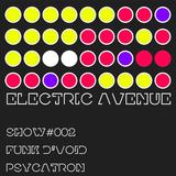 Electric Avenue 002 - Funk D'void Exclusive Mix