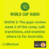 World Cup Radio Show 3