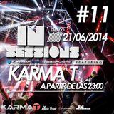 """Dj KarmaT GuestMix - InSessions """"Radio MusicSpain"""""""