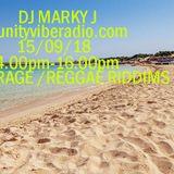 dj marky j uk garage reggae riddims 150918