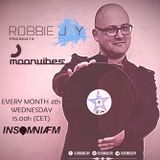 Robbie Jay - Moonvibes Podcast [087] on InsomniaFM (House with Classic melodies)