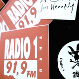"""""""Radio 1"""" . Prague . CZ . April 22nd . 2016"""