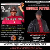 Derrick Pitter - Radio Interview on The Black and White Radio Show 5-30-17