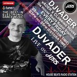 DJ vADER Presents vADERs Clubbing House Live On HBRS 18 - 08 - 17