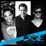 DRONE Podcast 011 - Jezkiel Kadmaer / Dee Marbus / Deniell Biswane (Christmas Special)